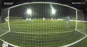 El triunfo de Real Estelí por 3-0 ante Juventus. Captura/DUGOUT