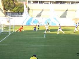 Graças ao gol de Robson, o Coxa tem vantagem para a partida de volta. DUGOUT