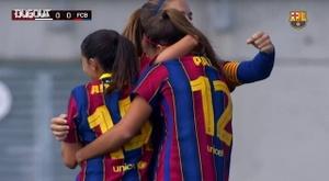 Il Barça vince il primo Clasico della storia al femminile. Dugout