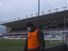 Crystal Palace were beaten 1-0 at Burnley in the Premier League. DUGOUT