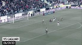 Les plus beaux buts de Cristiano en Serie A cette saison 2019-20. DUGOUT