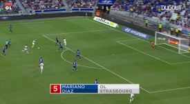 VIDÉO : les plus beaux buts de Mariano Diaz avec Lyon. Dugout