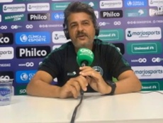 Ney Franco analisa preparação do Goiás. DUGOUT