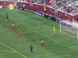 Résumé Man City 2-2 Olympiakos en amical en 2014. DUGOUT