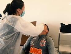 Corinthians realiza exames antes de decisão contra o Palmeiras. DUGOUT