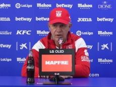 Aguirre explicó qué tiene exactamente Óscar. DUGOUT
