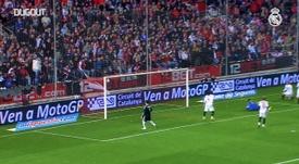 VÍDEO: Benzema, un experto en hacerle gol al Sevilla. DUGOUT