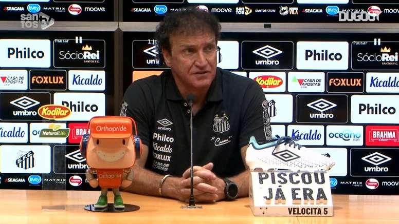 Santos empatou em 1 a 1 com o Bragantino na estreia pelo Brasileirão 2020. DUGOUT