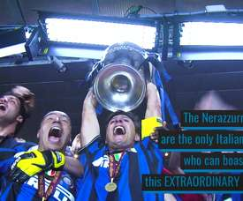 Inter Milan were unstoppable in the 2009-10 season. DUGOUT