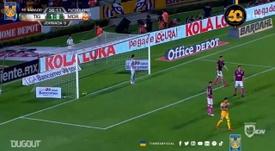 Rafael Carioca has been at Tigres for three seasons. DUGOUT
