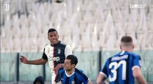 Alex Sandro chegou há quatro anos na Juventus. DUGOUT