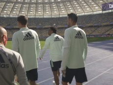 España ganó la Eurocopa de 2012 en Kiev. DUGOUT