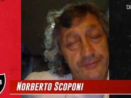 Norberto Scoponi recuerda el histórico título de 1988. Dugout