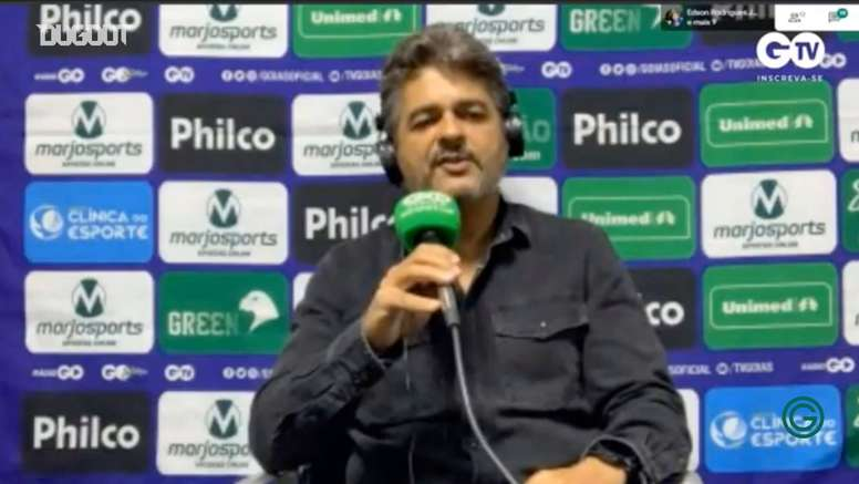 Ney Franco diz que postura tática será diferente contra o Palmeiras. DUGOUT