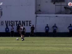 Fellipe Bastos fala sobre gol marcado em amistoso. DUGOUT
