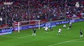 Il meglio di Karim Benzema. Dugout
