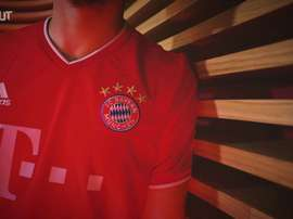 I primi momenti di Sané al Bayern. Dugout