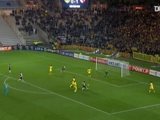 Nantes came from two goals down to knock Metz out of the French League Cup. DUGOUT