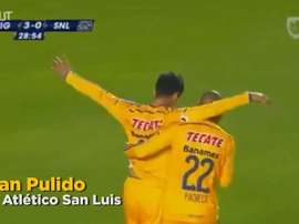 Tigres lifted the Copa MX back in 2014. DUGOUT