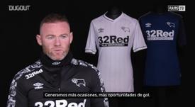 Rooney debutó con un empate ante el Wycombe Wanderers. DUGOUT