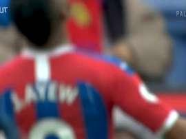 Le retour de Jordan Ayew à Crystal Palace. DUGOUT