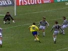 I migliori cinque gol della Juventus a Udine. Dugout