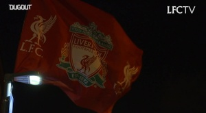 La vittoria del Liverpool contro il Leeds. Dugout
