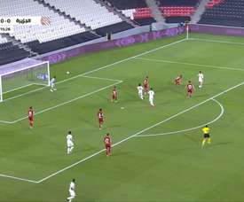 Sharjah won 0-1 at Al Jazira thanks to a 1st half penalty. DUGOUT
