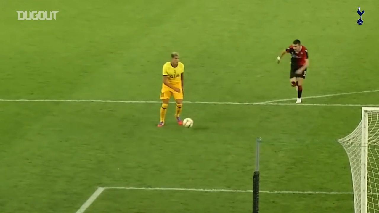 VÍDEO: el Tottenham, imperial en la Europa League - BeSoccer
