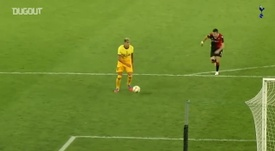 Los mejores goles del Tottenham. DUGOUT