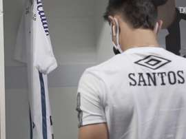 Santos e Santo André empataram na Vila Belmiro. DUGOUT