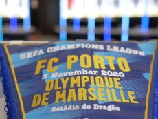 Porto beat Marseille 3-0 in the Champions League on Tuesday. DUGOUT