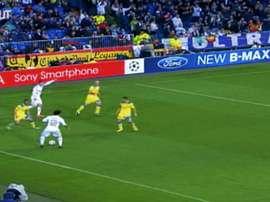 Kaká marcó este golazo en la Champions. Dugout