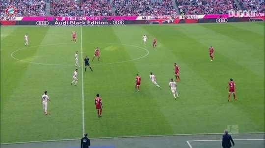 Le meilleur de Thiago Alcantara au Bayern. DUGOUT