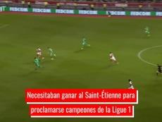 Mbappé fue decisivo para el Mónaco. DUGOUT