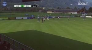 VIDEO: Everton Triumph 22-0 In Pre-Season. DUGOUT