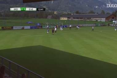 VIDEO: Everton Triumph 22-0 In Pre-Season. DUGOUT