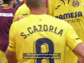 Cazorla explains his decision to leave European football. DUGOUT