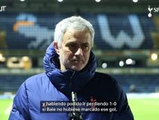 El Tottenham superó al Wycombe Wanderers. DUGOUT