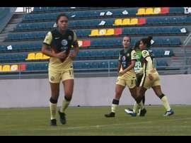Así ganó América Femenil a Juárez en el Clausura. DUGOUT