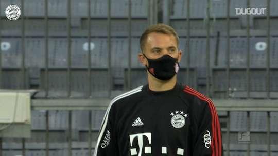 El Bayern inicia la Bundesliga siguiendo el protocolo sanitario. DUGOUT