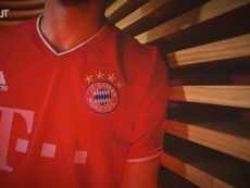 Sané's first 24 hours as a Bayern player. DUGOUT