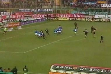 Melhores momentos de Edgar Davids pela Juventus. DUGOUT