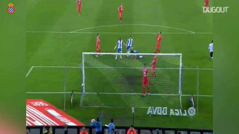 VIDEO: Philippe Coutinho's chip goal for RCD Espanyol. DUGOUT