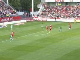 Résumé Dijon 1-2 Saint-Etienne. DUGOUT