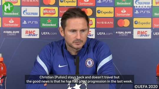 Lampard: 'Giroud is an important part of my squad'. DUGOUT