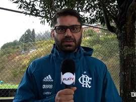Médico do Flamengo conta como clube se preparou para jogo na altitude. DUGOUT