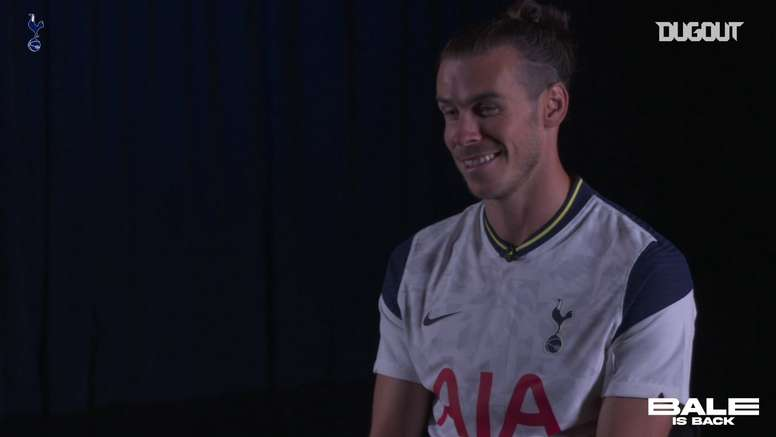 VIDEO: Bale returns to Spurs. DUGOUT