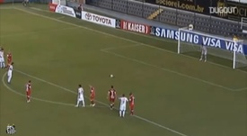 VIDEO: Santos' best hat-tricks ft. Pelé and Neymar. DUGOUT