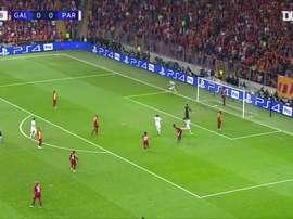 PSG put six past Galatasaray in the Champions League last season. DUGOUT